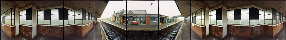 Sellifield Station, Cumbria, England, 1999