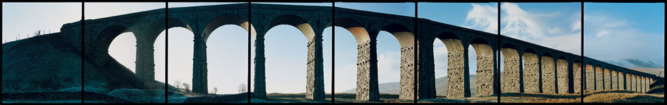 Ribblehead Viaduct, Facing West, Yorkshire 1999
