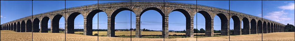 Rotho Viaduct, Scotland, 1999
